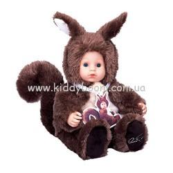 Кукла-белочка,23 см
