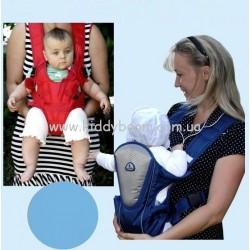 Рюкзак-переноска  Baby Breeze Фламинго 0399