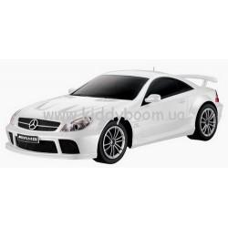Автомобиль радиоуправляемый Mercedes-Benz SL65 AMG (белый, 1:28)