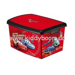 Ящик для игрушек Deco's Cars