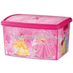Ящик для игрушек Deco's Princess