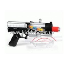 Набор для пейнтбола PREDATOR-PR1200 (пистолет, мишень, очки, пул
