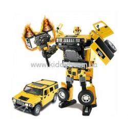 Робот-трансформер - HITBOT (Hummer, 1:18)
