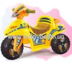 Трицикл (желтый), 6V