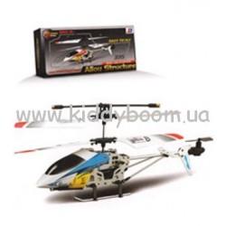 Мини вертолет с гироскопом 3х-канальный Jia Qi 335