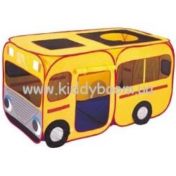 Волшебный желтый автобус (тент), 147*74*74см