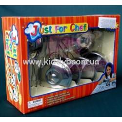 Кухонный набор из нержавеющей стали - 11 предметов (Champion СН20211S)