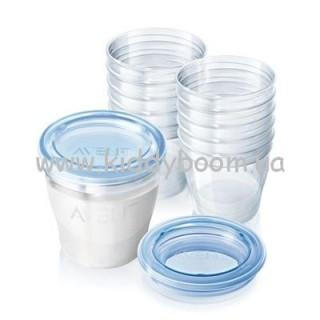 Набор 20 контейнеров VIA (Avent Ав7511)