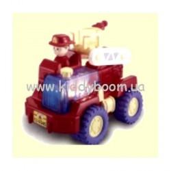 Пожарная машина со светом и звуком (Blue Box 33459)