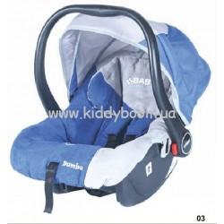 Автокресло Dumbo (Baby Design)