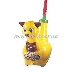 Каталка-кенгуру с ручкой (Molto 3590)