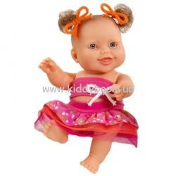 Кукла Младенец девочка Яна в розовом 22 см Paola Reina 01211
