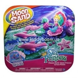 Малый набор для лепки для мальчиков и девочек (Moon Sand 70891,60058)