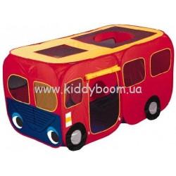 Волшебный красный автобус (Bruno Bear ТО318)