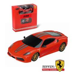 Машинка на радиоуправлении Ferrari F430 Scuderia 1:32