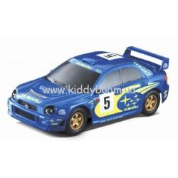 Модель машины на радиоуправлении 1:18 Subaru Impreza WRX