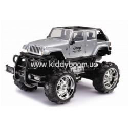 Модель машины на радиоуправлении 1:8 Jeep Wrangler