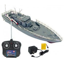 Радиоуправляемый катер Warship HT-2877 Heng Tai