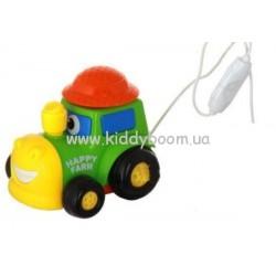 Фермерский трактор Keenway с пультом управления (13429)