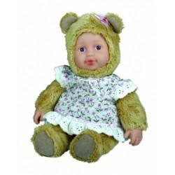 Кукла-медвежонок в платье