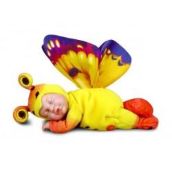 Кукла-бабочка желто-оранжевая Anne Geddes 579115-AG