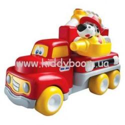 Игрушка на колесах - Пожарная машина