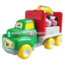 Игрушка на колесах - Машина фермера