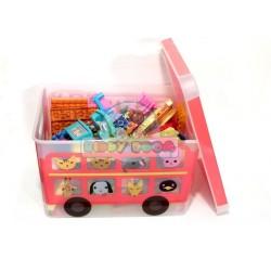 Ящик для игрушек Deco's Bus