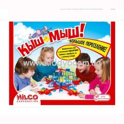Настольная игра - Кыш-мыш