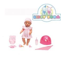 Кукла BABY BORN - ВОЛШЕБНОЕ КОРМЛЕНИЕ, девочка  (43 см, с аксесс