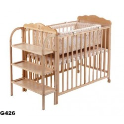 Детская кровать Geoby LMY624H