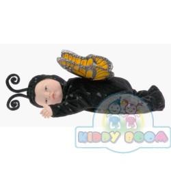 Кукла-бабочка 40см с открытыми глазками