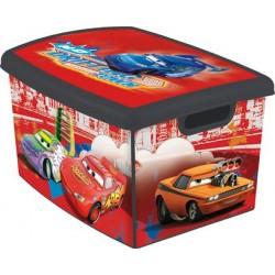 Ящик для игрушек Deco's Madrid Cars