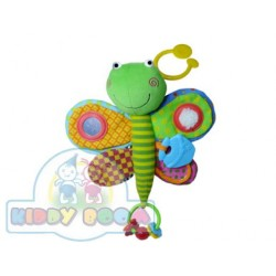 Активная игрушка-подвеска Занимательная бабочка BIBA TOYS 024GD butte