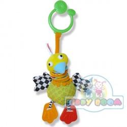 Дрожащая игрушка-подвеска Счастливая птичка BIBA TOYS 075GD