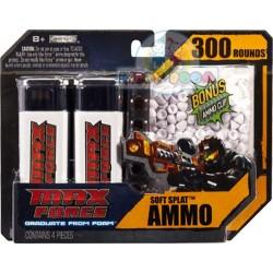 Запасные мягкие снаряды MAX FORCE 300шт.