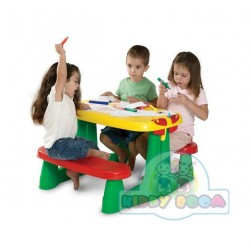 Стол  с лавочками Amigo Picnic Table