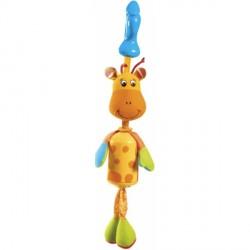 Подвеска Малыш жираф с ветряным колокольчиком Tiny Love 1109000458