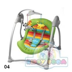 Кресло качалка Baby Design Loko