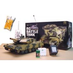 Радиоуправляемый танк Леопард II