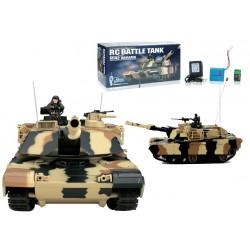 Радиоуправляемая копия танка «Абрамс»