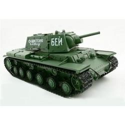 Детский радиоуправляемый танк КВ 1