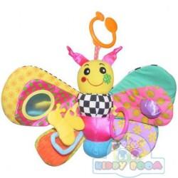 Активная игрушка-подвеска Забавная бабочка Biba Toys 024GD drago