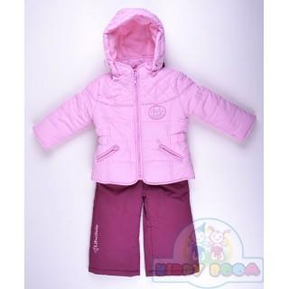Комплект куртка, полукомбинезон на флисе Baby Line