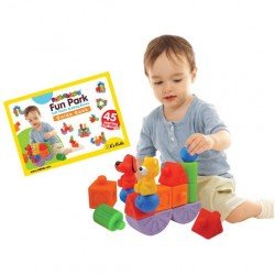 Мягкий конструктор Ks Kids Popbos (10623)