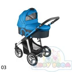Коляска универсальная Baby Design Lupo