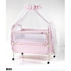 Детская кровать Geoby TLY900