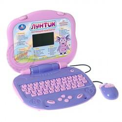 Детский ноутбук Лунтик (рус) Умка (PL-850)