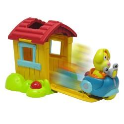Интерактивная игрушка Макс и его гараж (озвуч. рус. яз.) Ouaps61038