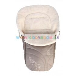 Меховой конверт Baby Breeze 0306